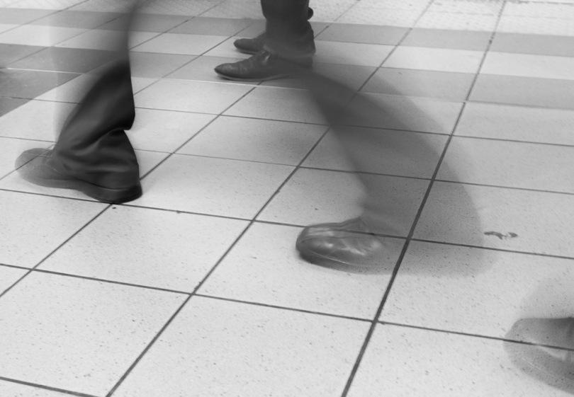 Fleeting feet